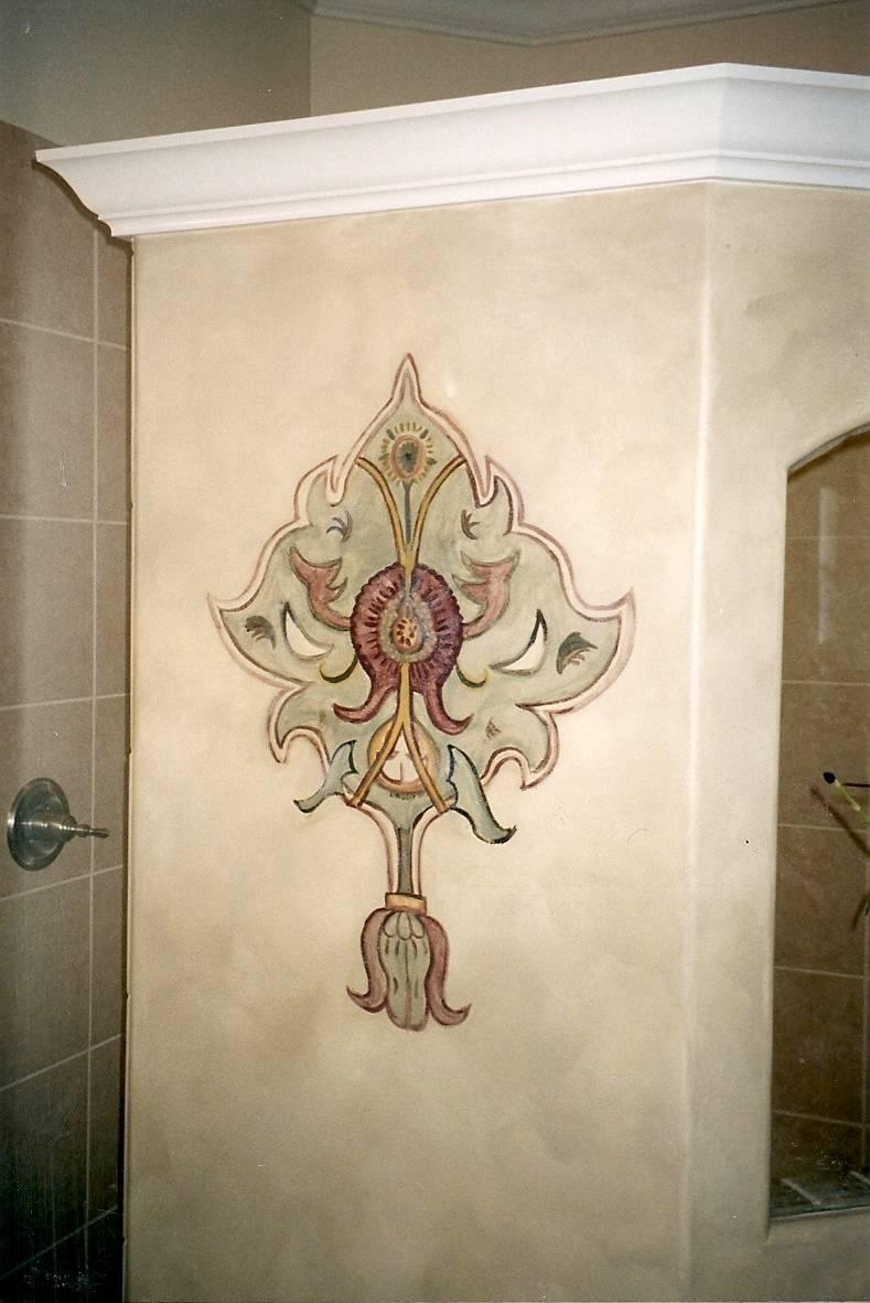 Amazing Painted Bathroom Wall Designs 789 x 1181 · 93 kB · jpeg