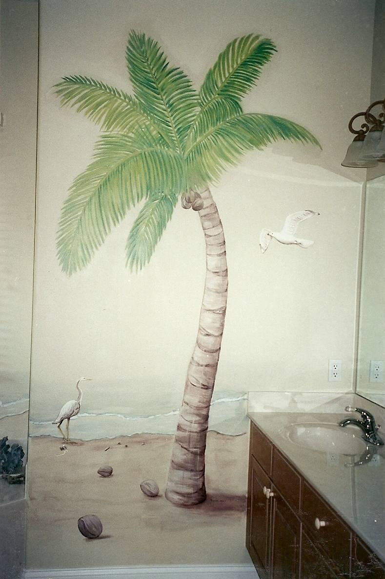 Google image palms trees google search palm trees for Palm tree bathroom ideas